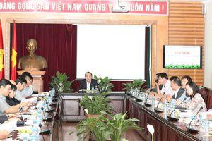 Hội nghị BCH Đảng bộ Bộ VHTTDL lần thứ 14