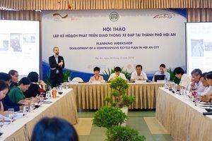 Hội An phát triển giao thông 'xanh'