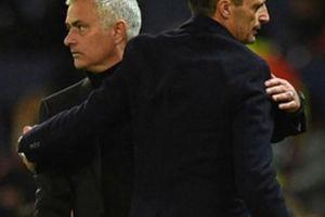 M.U thua Juve tại Old Trafford dù Ronaldo tịt ngòi, Mourinho nói gì?
