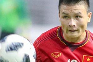 Quang Hải quyết tâm tỏa sáng trong lần đầu dự AFF Cup