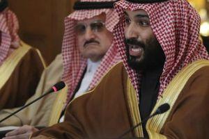 Sau vụ Khashoggi, Thái tử Ả Rập suýt bị đè bẹp, phải chạy thoát thân