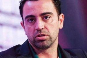 Xavi tính chuyện giải nghệ để về dẫn dắt Barca