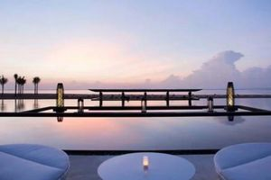 Phát sốt với những resort sang chảnh nhất châu Á