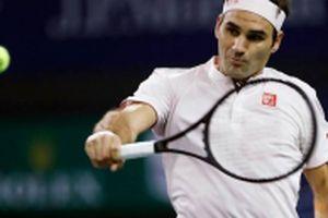 Federer vào vòng 1/8 tại giải Swiss Indoors Basel