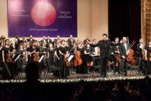 Dàn nhạc Giao hưởng Mặt Trời trở lại với âm nhạc của Mozart và Tchaikovsky