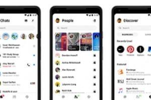 Facebook đơn giản hóa ứng dụng Messenger