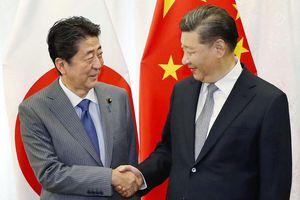 Đặt nền móng cho thời kỳ quan hệ mới Nhật - Trung