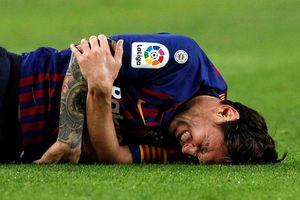 Khi Barcelona vắng Messi