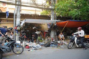 3 chợ đồ cũ bán hàng 'đồng nát' nổi tiếng ở Hà Nội
