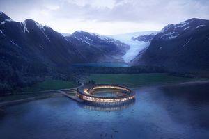 Khách sạn tạo nhiều năng lượng hơn mức tiêu thụ