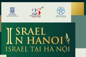 Triển lãm Công nghệ nước và Nông nghiệp Israel tại Hà Nội