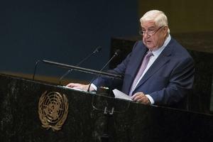 Syria: Hiến pháp là vấn đề chủ quyền, không có sự can thiệp từ bên ngoài
