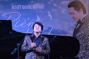 Giọng bass hàng đầu Việt Nam bỏ sở trường để hát nhạc tình