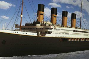 Tàu Titanic II sẽ lặp lại hải trình của 'tiền bối' vào năm 2022