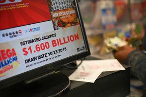 Giải độc đắc kỷ lục 1,6 tỉ USD tại Mỹ có chủ