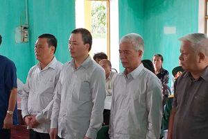 Nguyên Sư đoàn trưởng vụ tự ý bán đất quốc phòng bị tuyên án 42 tháng tù
