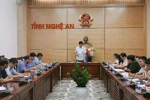 Tham mưu tốt giúp thi hành án dân sự Nghệ An hoàn thành nhiệm vụ