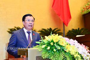 Bộ trưởng Bộ Tài chính khẳng định nợ công giảm hơn dự toán