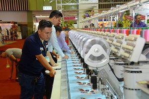 Hàng trăm thương hiệu nổi tiếng tham dự Triển lãm quốc tế ngành dệt may