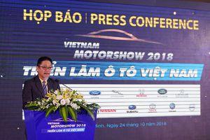 Chính thức khai mạc triển lãm chuyên ngành lớn nhất về lĩnh vực ô tô tại Việt Nam