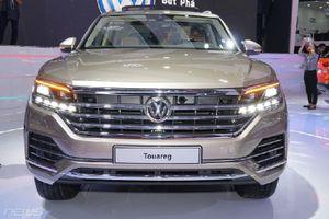 VMS 2018: Volkswagen Touareg 2019 - Kẻ thách thức ở phân khúc SUV cao cấp