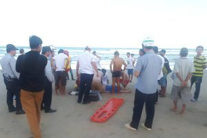 Lại thêm du khách Trung Quốc tử vong khi tắm biển ở Đà Nẵng