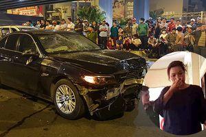Khởi tố, bắt giam người phụ nữ lái BMW gây tai nạn ở Sài Gòn