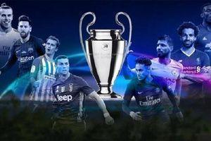 Lịch thi đấu Champions League hôm nay 24/10