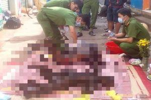 Cháy cửa hàng hoa 2 người chết: Nghi vấn 'án tình'?
