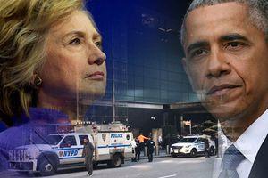 Phát hiện bưu kiện chứa bom gửi tới nhà 2 cựu TT Mỹ Clinton và Obama