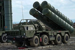 Truyền thông Mỹ: 'Đừng đùa với tên lửa S-400 của Nga'