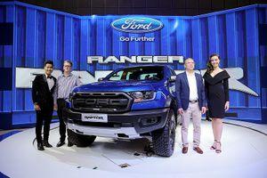 Ford Ranger Raptor chính thức ra mắt, giá bán lẻ gần 1,2 tỷ đồng