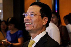 Bộ trưởng Nguyễn Mạnh Hùng: IoT giúp từng người Việt Nam có thể sáng tạo