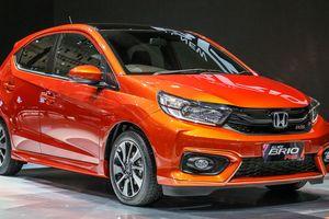 Hé lộ mẫu xe cỡ nhỏ mới của Honda – đối thủ của Toyota Wigo