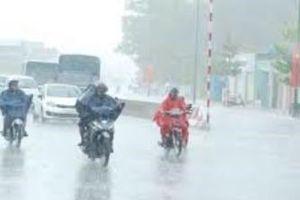 Thời tiết 24/10: Bắc Bộ có mưa to, nguy cơ xảy ra lũ quét và sạt lở đất