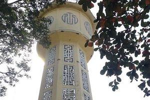 Tháp nước Phan Thiết được công nhận là di tích lịch sử văn hóa