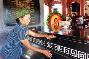 Hành hương về địa chỉ đỏ Truông Bồn