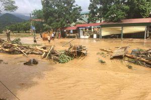 Mưa lớn cục bộ gây thiệt hại nặng nề cho các tỉnh Hà Giang, Lào Cai