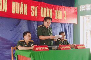 Nguyên Sư đoàn trưởng Sư đoàn 363 lãnh 42 tháng tù giam