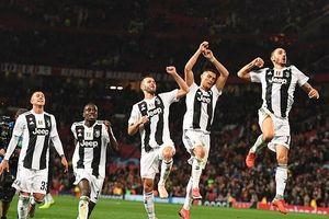 Ronaldo ra sân, Juventus đánh bại Man Utd