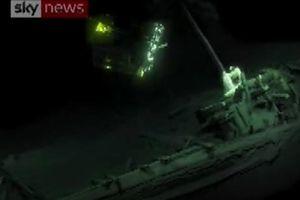Kỳ lạ xác tàu cổ 2.400 năm vẫn còn nguyên vẹn dưới đáy biển