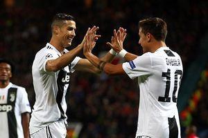 Cận cảnh Juventus khiến M.U 'ôm hận' ngay tại sân Old Trafford