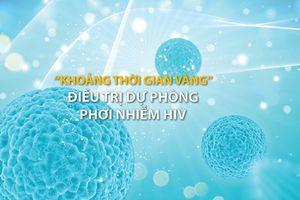 Tọa đàm trực tuyến: Chuyên gia tư vấn cách xử lý khi bị phơi nhiễm HIV