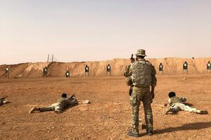 Căn cứ bé nhỏ giữ vai trò quan trọng trong chiến lược Syria của Mỹ