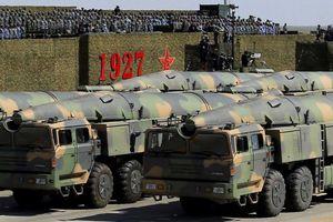 Trung Quốc góp phần khiến Mỹ muốn rời INF?