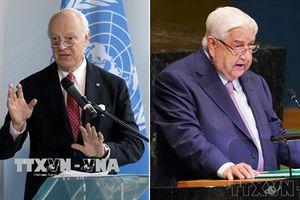 Syria khẳng định xây dựng Hiến pháp là 'vấn đề chủ quyền' và do người dân quyết định