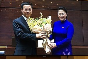 ĐBQH kỳ vọng vào tân Bộ trưởng Thông tin và Truyền thông Nguyễn Mạnh Hùng
