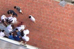 Bệnh nhân nhảy từ tầng 6 xuống đất tử vong đang điều trị tại khoa Thần kinh