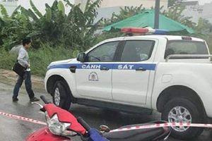 Bắt giữ đối tượng sát hại tài xế GrabBike tại Bình Chánh