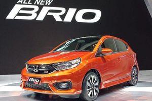 Honda Brio 2018 sẽ có giá siêu rẻ ở Việt Nam?